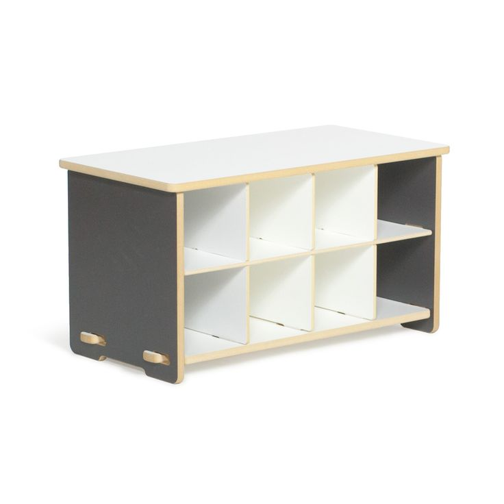 Sprout Kids Cubby Shoe Bench | AllModern