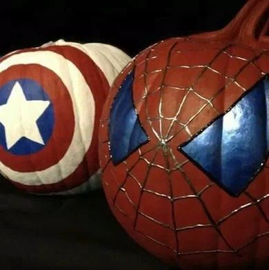 26 Easy Painted Pumpkins to Perk Up Your Halloween