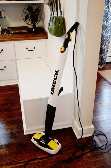 Oreck Steam It Mop Going To Have To Get This When We