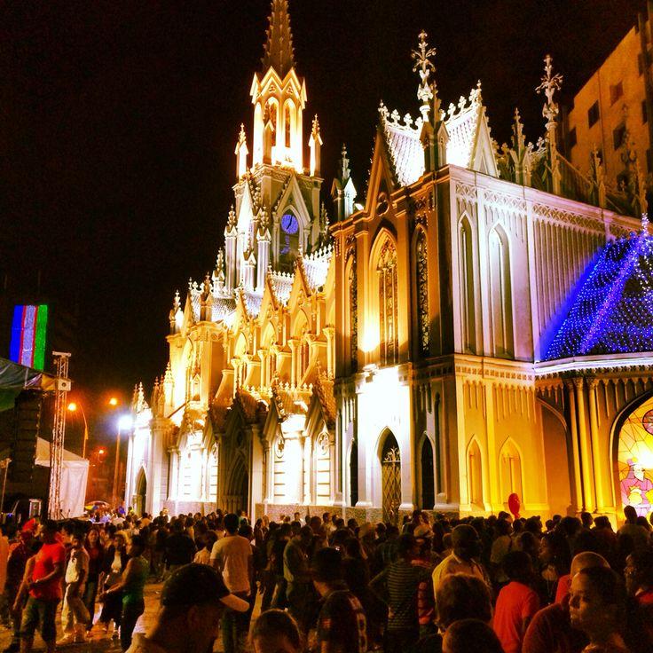 Santiago de Cali. Iglesia la Ermita