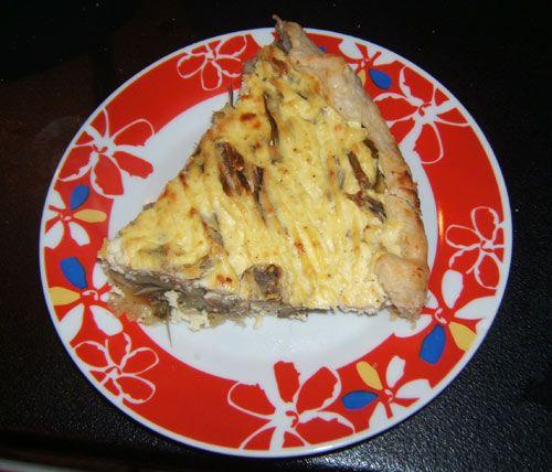 Crostata di carciofi e ricotta, scopri la ricetta: http://www.misya.info/2008/04/21/crostata-carciofi-e-ricotta.htm