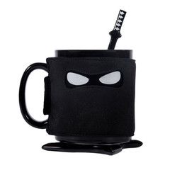 Ceramic Ninja Mug