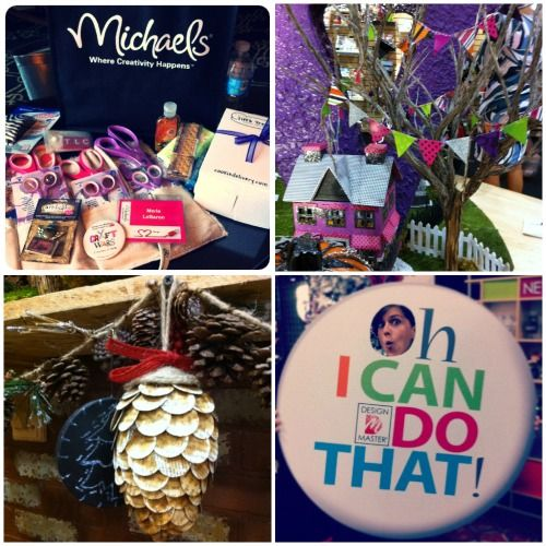 A Sneak Peek at Michaels Craft Holiday Preview | Make and Takes