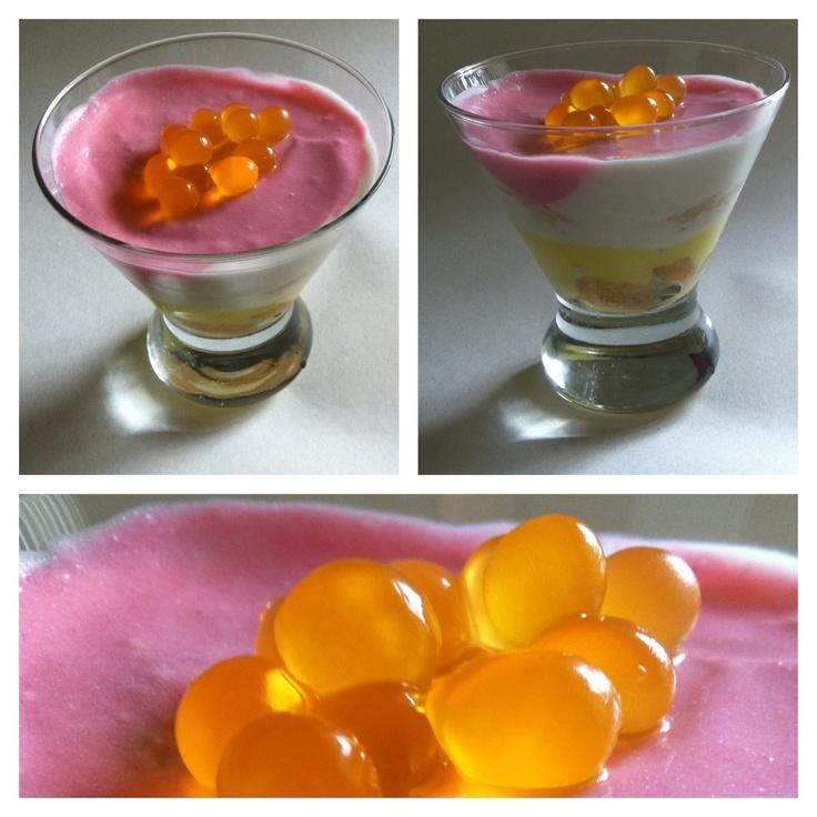 Passionfruit Tiramisu
