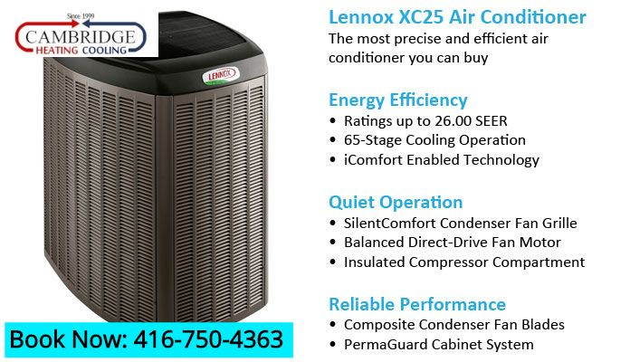 Here Is Features Overview Of Lennox Xc25 Air Conditioner To Make