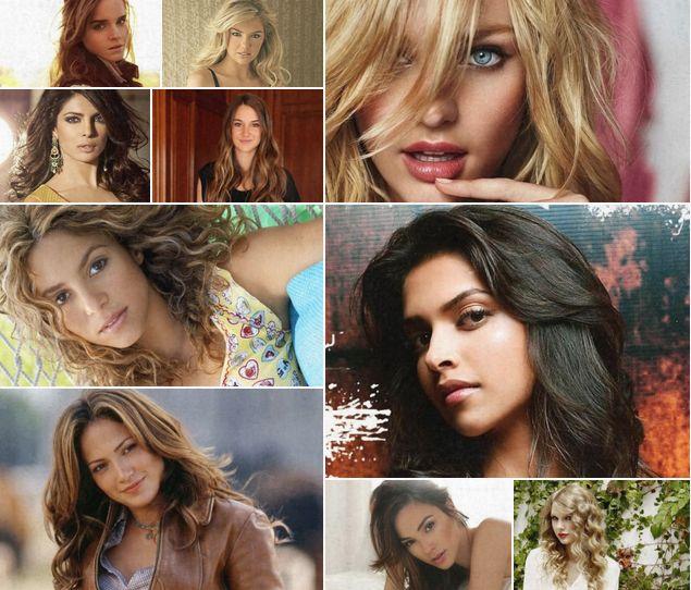 Список самых красивых женщин 2015 года по мнению пользователей интернета. В этот список попали самые красивые, желанные и сексуальные женщины мира.