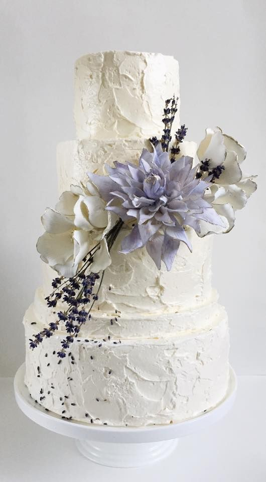20 Incredibly Elegant Wedding Cakes - Câtisserie