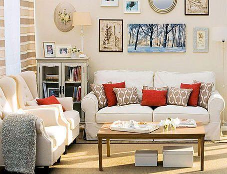 17 mejores ideas sobre Salas De Estar Rectangulares en Pinterest ...