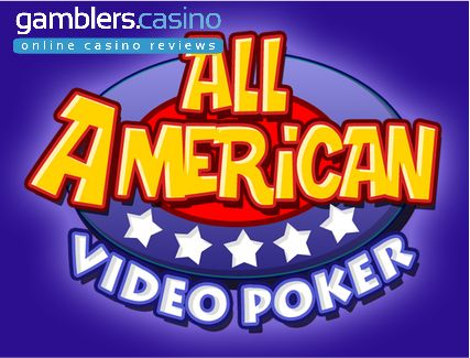 All American Video Pokeris another interesting version of video poker to which the standard video poker rules apply. The game is played with a deck of cards and players should make the best possible paying hand according to the pay table. To win the maximum of 4,000 coins bet the max number of coins and …