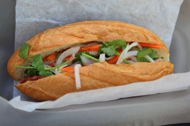 banh mi recipe on food52 banh mi vietnamese caramel salmon banh mi ...