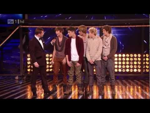 One Direction - The X Factor 2010 Live Final - Torn (Full) HD<<< Too late Im bawling