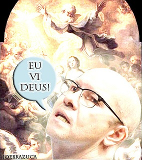 Eu vi Deus! by Joe Canônico, via Flickr