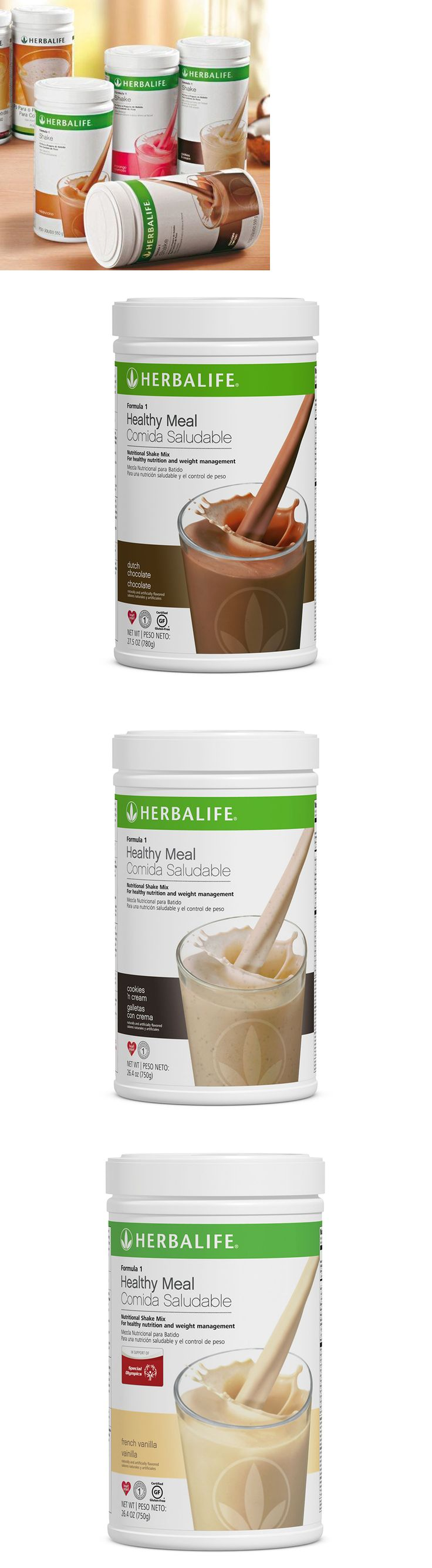 Meal Replacement Drinks: Formula 1 Healthy Meal Nutritional Shake Mix And More (All Flavors) *Free Shipping -> BUY IT NOW ONLY: $44.9 on eBay!
