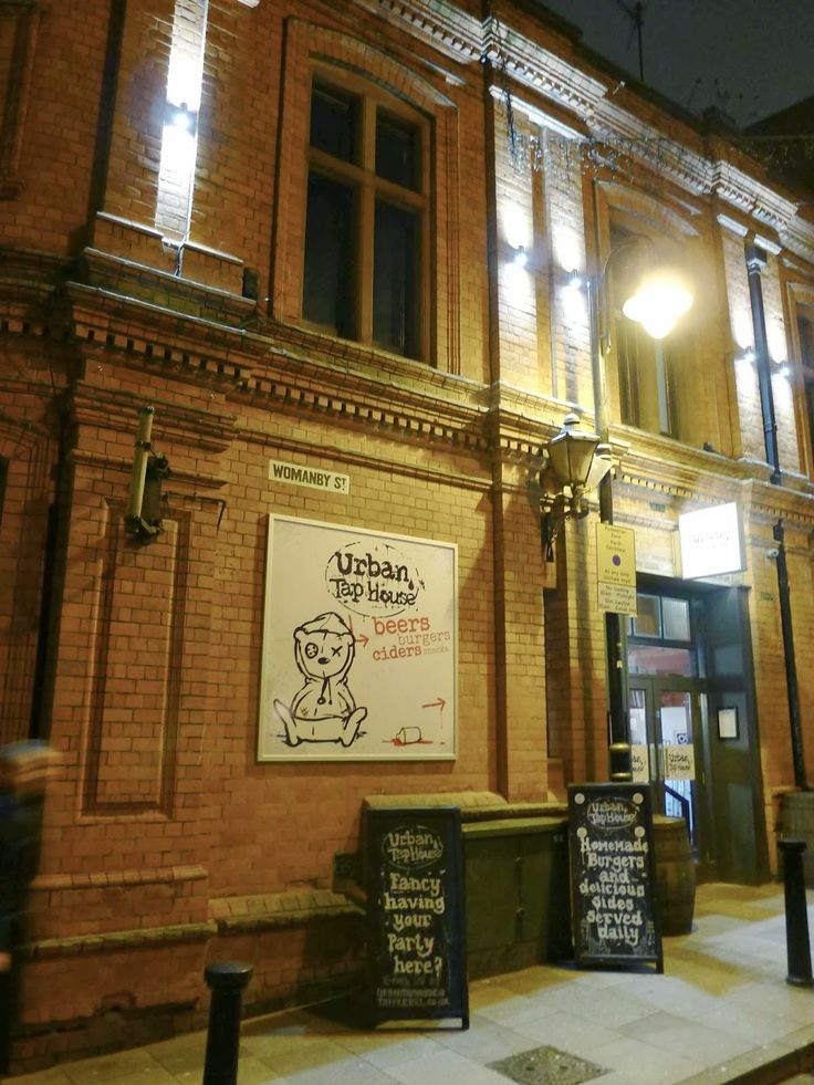 Urban Tap House, Cardiff food blog - Searching for Cardiffs best burger - GourmetGorro
