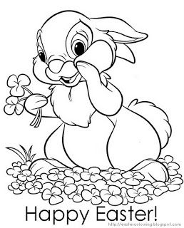 Easter Bunny colouring in picture. http://eastercolouring.blogspot.com.au/2011/10/coloring-pictures-of-easter-bunny.html