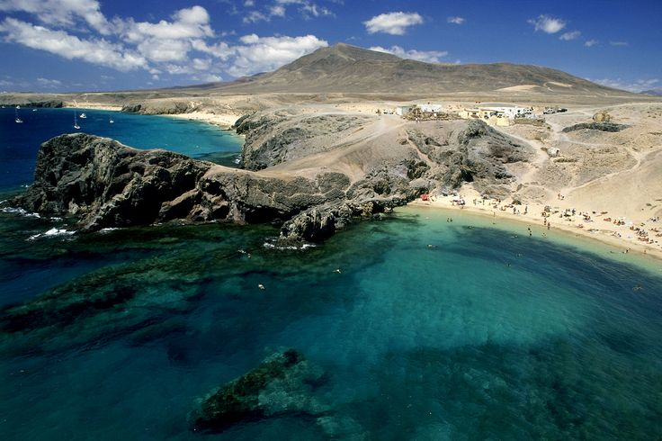 Playa De Papagayo Beach, Spain (10)