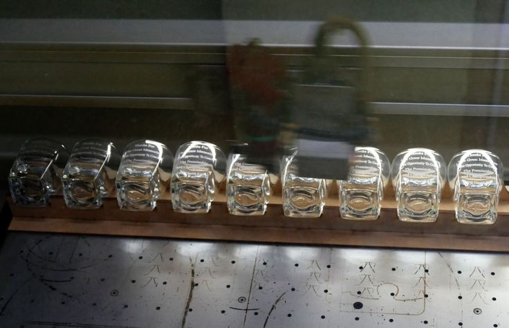 Whisky glass engraving one or more glasses personalised as gift or special event keepsake