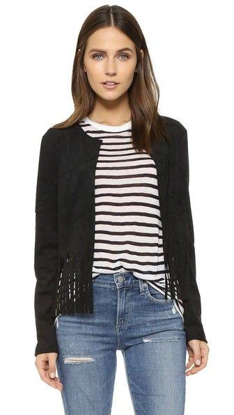 BB Dakota Nova Fringe Jacket | SHOPBOP