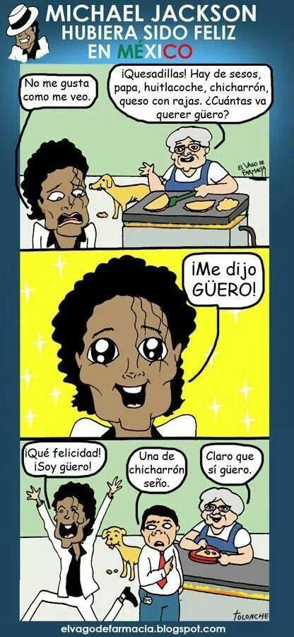 humor jackson mexicano michael jokes funny mexican spanish comics comic visit