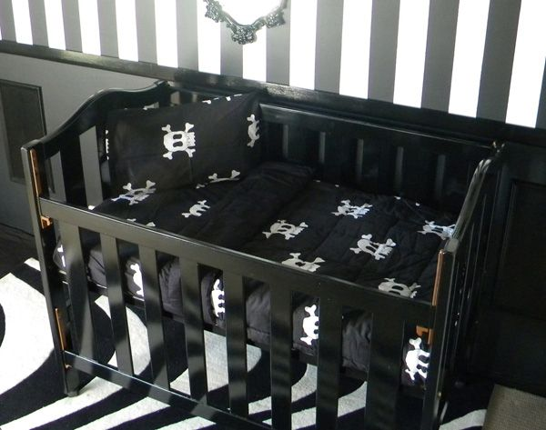Skull Baby Nursery Google Search