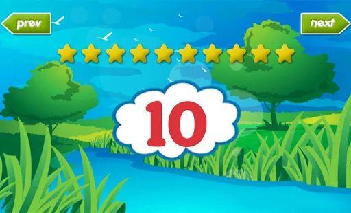 Educational Kids 123 Games- screenshot thumbnail