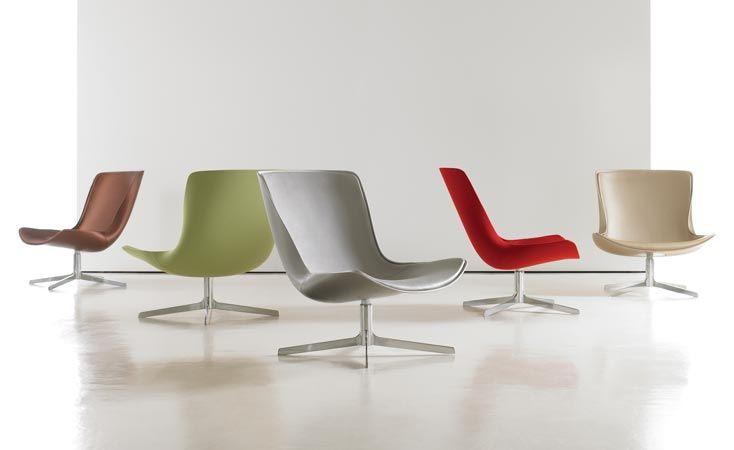 Bernhardt design :: vika lounge chair by Monica Forster