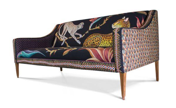 Zambezi Sofa, Limited Edition /40 – Ardmore-Design