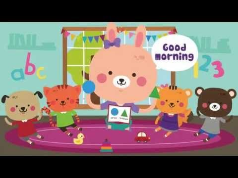 ▶ Good Morning Song | Circle Time Songs for Preschool - YouTube
