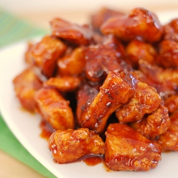 Image for Honey-Chipotle Chicken Crispers