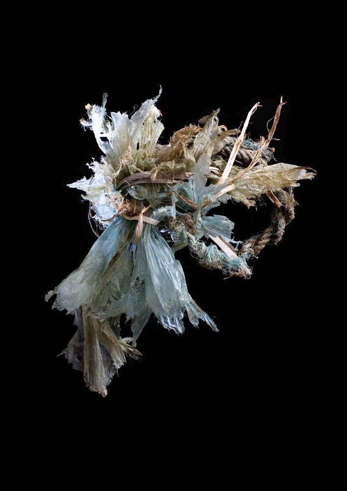 30 - 40 Years <br> <br>(Nylon - Tangled giant underwater balls of nylon rope, netting and other plastic debris, sometimes weighing up to one ton - vast moving landfills - <br>roll with the currents, scouring and destroying reefs like giant bulldozers).
