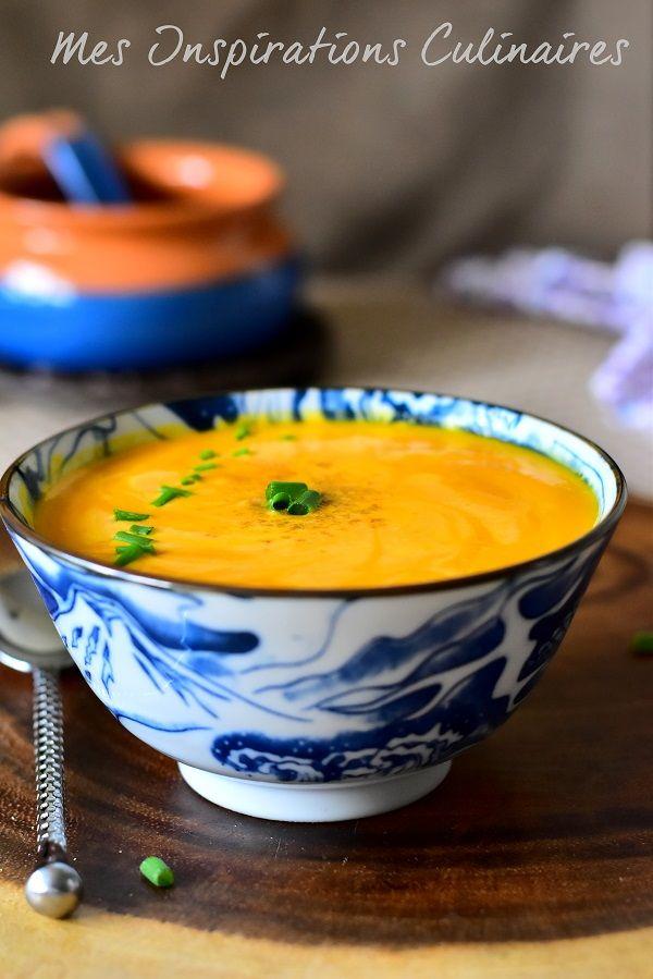 velouté de carottes