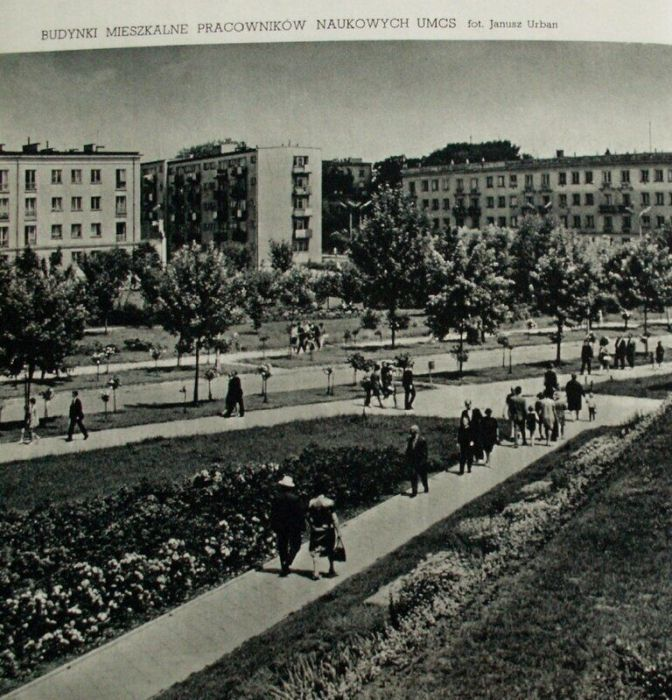 Budynki Mieszkalne Pracowników Naukowych UMCS