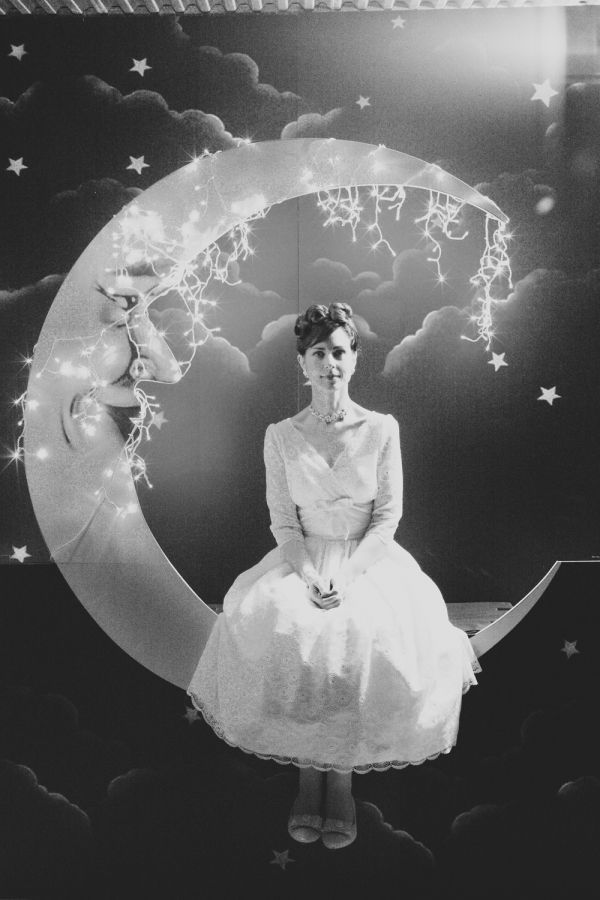 17 Best Images About Paper Moon Photo Booth Set On