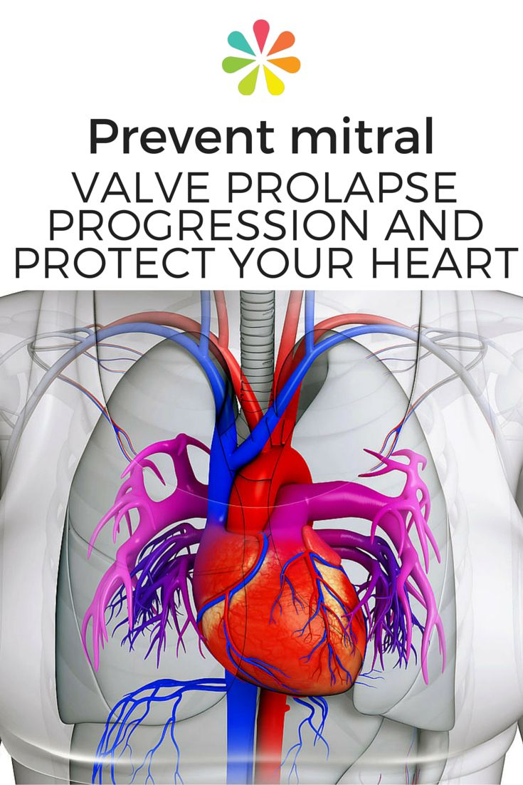 Although the valve prolapse typically doesn't cause symptoms, they can develop when the valve begins to leak or regurgitate. The heart can tolerate leaky valves more than it can narrowed or stenotic (too tight) valves. So the symptoms of regurgitation often develop gradually. #hearthealth #everydayhealth | everydayhealth.com