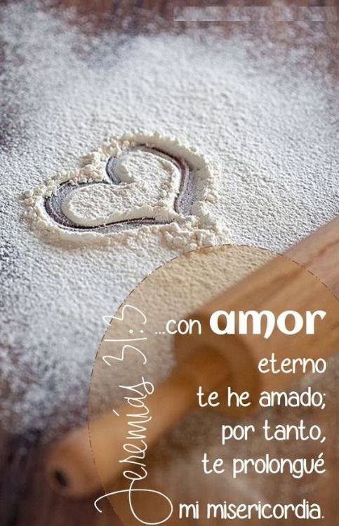 "ampr64: "" Con amor eterno te he amado; por tanto te prolongué mi misericordia. Jr 31.3 """