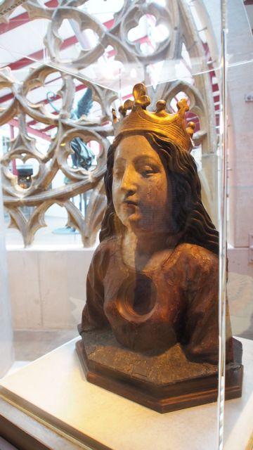 Eröffnung der neuen Mittelalterausstellung im Historischem Museum Bielefeld 31/08/2014