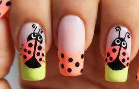 Resultado de imagen para pintados de uñas con animalitos