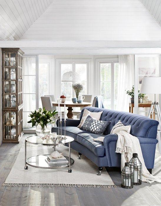 Barkley soffa från Mio Vardagsrum Pinterest Couch