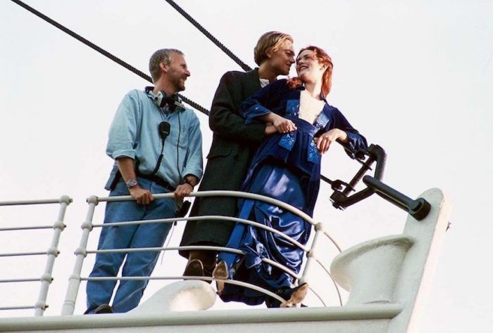 James Cameron Being A Third Wheel On The Set Of Titanic Was Too Perfect Not To Photoshop http://ift.tt/2jQ9eOw