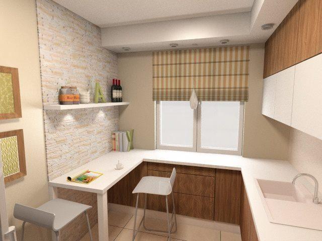 długa wąska kuchnia  Szukaj w Google  kuchnie   -> Kuchnia W Bloku Galeria Zdjeć