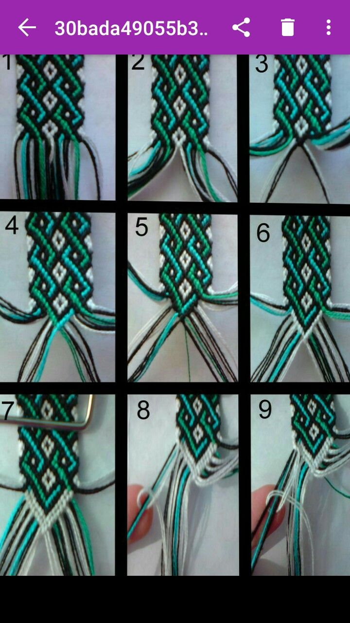 Pin de Amanda East en Crochet | Pinterest | Pulseras, Chic antiguo y ...