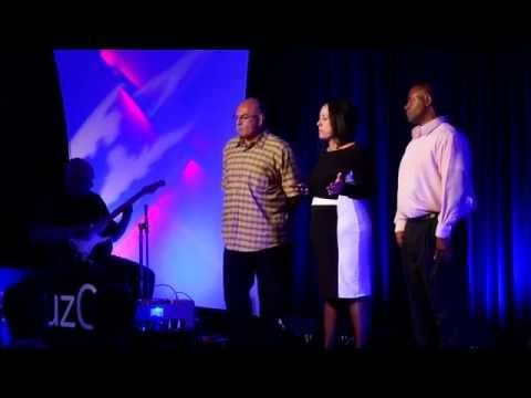 The incalculable cost: Jessica Delgado, Dave Gomez, Bilal Chatman & Jim Thomas at TEDxSantaCruz - YouTube