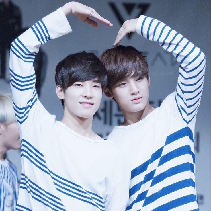 Wonwoo & MinGyu   Seventeen