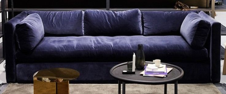 Hay Hackney Sofa Blue Velour Google Search Project Waterloo Pinterest Bleu Recherche Et