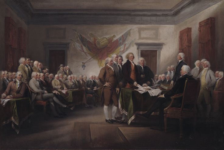 The Declaration of Independence, July 4,1776