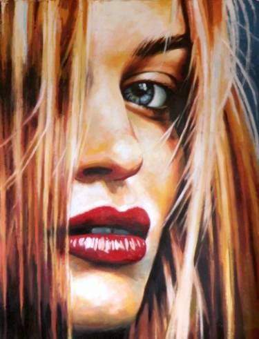 Captivating Saatchi Art Artist Thomas Saliot; Painting, U201cThe Dollu201d #art Nice Ideas