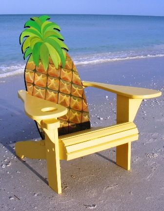 Great Pineapple Chair