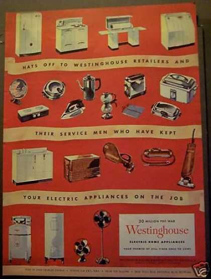 60 Best Retro Vintage Appliance Advertisements Images On
