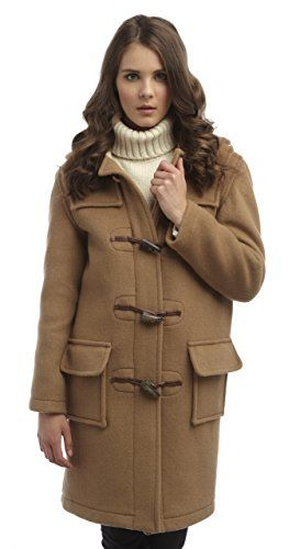 New Trending Outerwear: Original Montgomery Womens Duffle Coat -- Camel (06). Original Montgomery Womens Duffle Coat — Camel (06)   Special Offer: $299.00      100 Reviews Hand made in England. Made from the finest Italian cloth from Tuscany, 70% wool and 30% mixed fibres- the wool is completely recycled to preserve precious resources, whilst the mixed fibres...