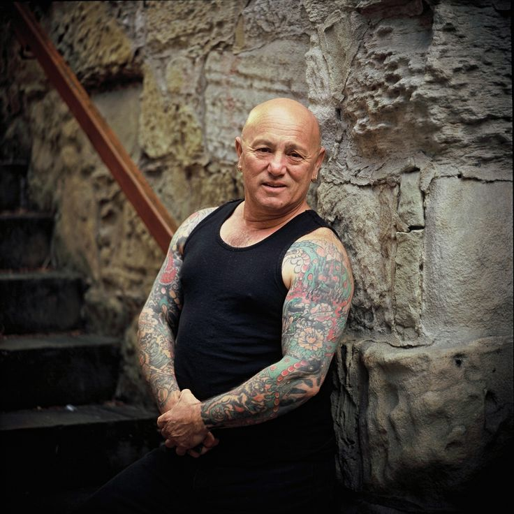 Angry Anderson - Ocsober Ambassador... Why is it important to have willpower? Cause without willpower you are a boat with no rudder, you just blow along with the wind. And that's no way to live a life.